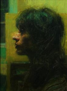 McKendry-Kenny-Kathryn, in the studio at Night.jpg