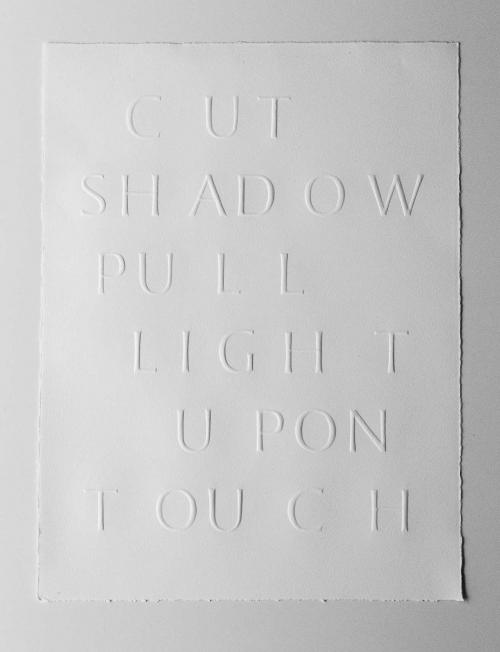 Liz Middleton Cut Shadow