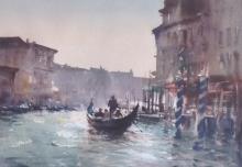Mowll-Benjamin-On the Grand Canal, Venice.jpg