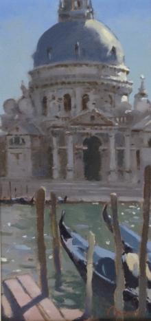 Mowll-Benjamin-Santa Maria della Salute, Afternoon Light.jpg