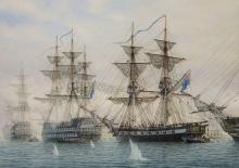 Myers-Mark-The Gun-Brig Mutine at the Bombardment of Algiers 1816.jpg