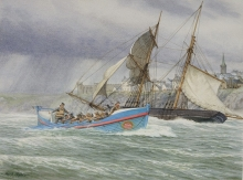 Myers-Mark-The Tenby Lifeboats Service to the Agenoria 30 December 1855.jpg