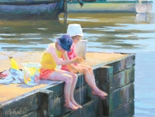 OAivazian_Edman_Crabbing-by-the-Quay.jpg