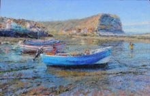 Own-Carol-Harbour Blues, Staithes.jpg