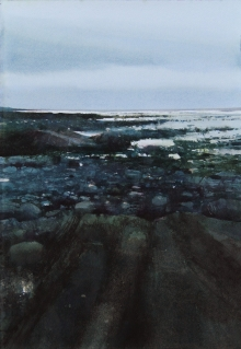 Parfitt-David A-Rock Pools and Seaweed.jpg