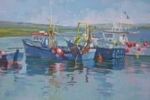 Smith-Elizabeth-Fishing Boats at Rest, Keyhaven.jpg