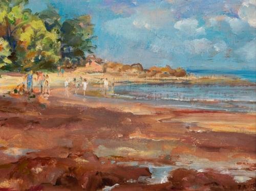 Spencer Pryse-Tessa-Low Tide, The Beach.jpg