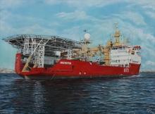 Stone-Pamela-Ice Patrol Vessel HMS Proctor.jpg