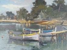 Terry-Karl-Fishing Boats, Port d'Olivette.jpg