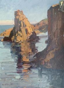 Terry-Karl-Red Rocks, Theoule Sur Mer.jpg