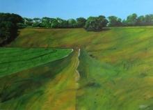 Tony Hunt - Meon Landscape