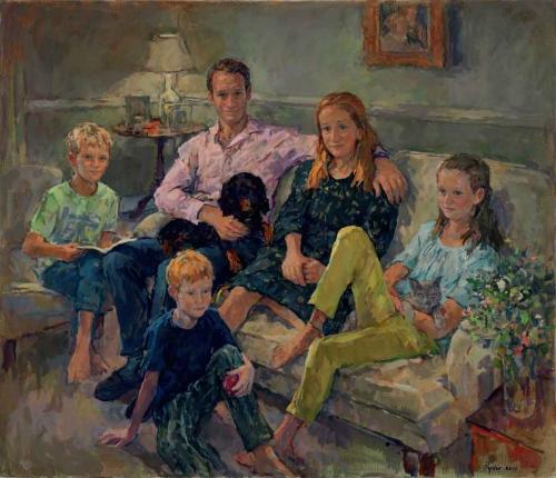 Ryder-Susan-de-Laszlo-Family-Group