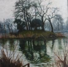 Wright-Anne-Mount Pond, Clapham Common.jpg