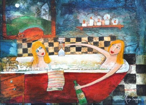 'Sharing' by Rosa Sepple PRI