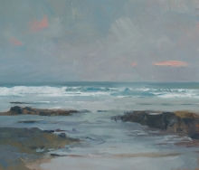 Bamburgh Study by Frances Bell Assoc RP Art Click and Buy Collection