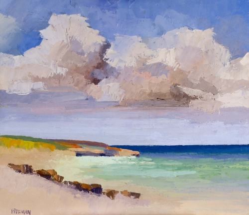 Clouds, Paphos by Barry Freeman