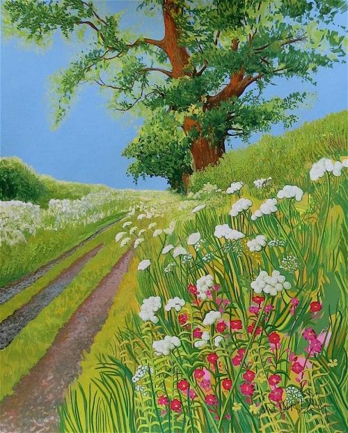 Gypsy Lane Janet Darley