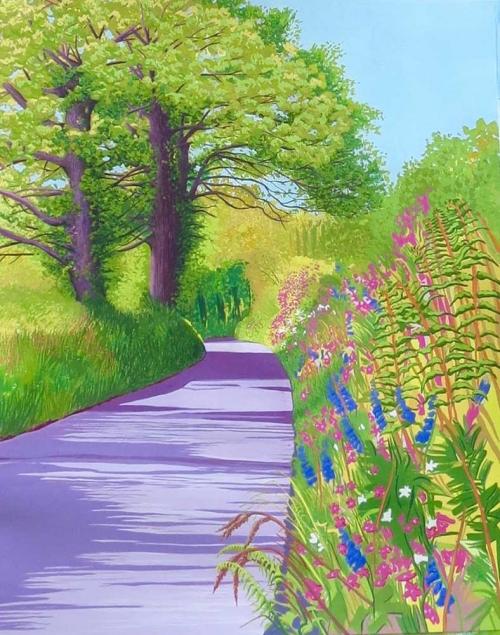 Janet Darley Artist