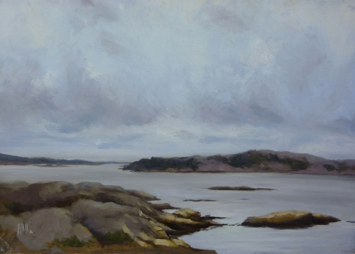 Gothenburg Coast II by Matt Alexander Ray Art Click & Buy Collection