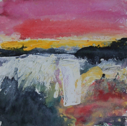 Lucy Marks, Sunset Fields
