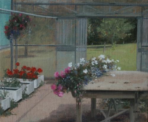 David Newens, Greenhouse Interior