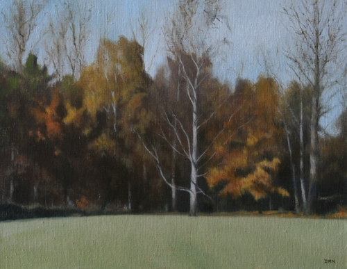 David Newens, Trees Willen
