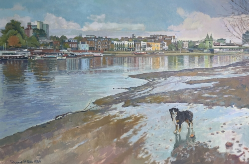 Richard Cook Hammersmith Reach
