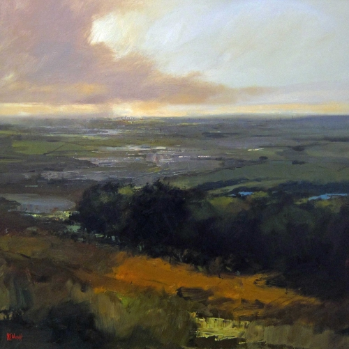 Michael John Ashcroft To see Beyond the Trees