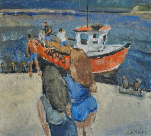 WEB Anthony Yates - Waiting for the Boatmen.jpg