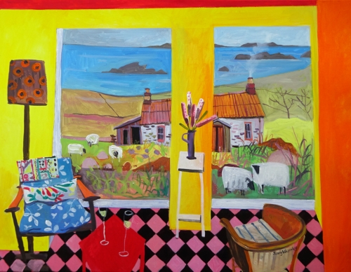 'Croft and the Summer Isles' by Jenny Wheatley