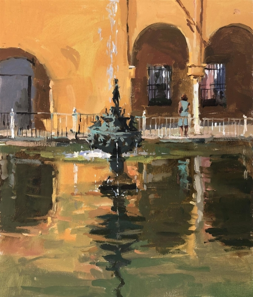 WEB Haidee-Jo Summers - The Mercury Pool At The Alcazar Gardens.jpg