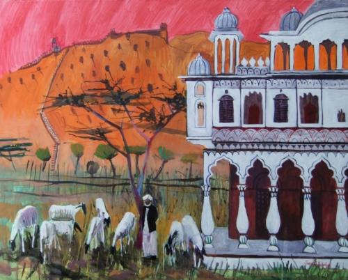 'Haveli' by Jenny Wheatley