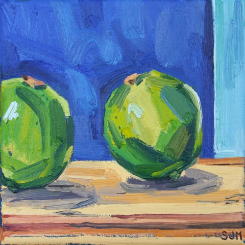Limes by Sarah Jane Moon