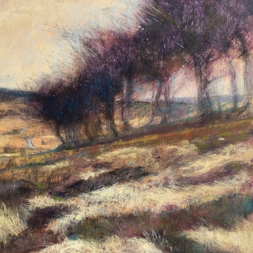 Katrina Wallis King The Road to Exford