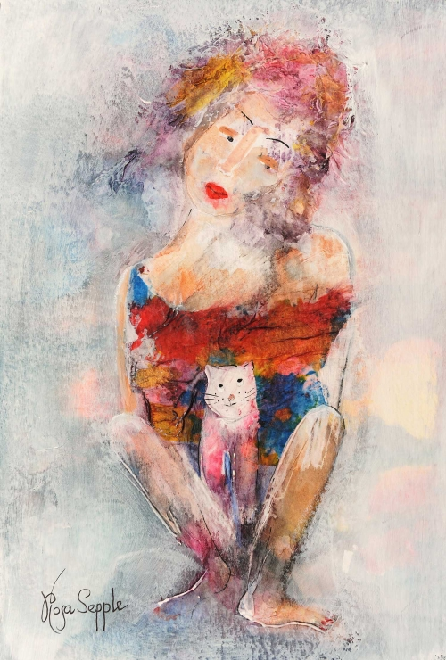 Little Kitty by Rosa Sepple