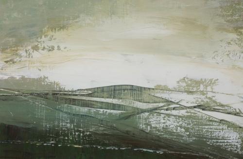 'Melting Snow, Compton Vale' by Annie Boisseau