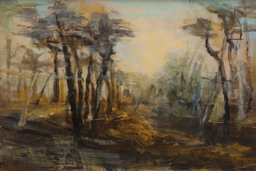 'The Way Through The Woods' by Annie Boisseau RBA