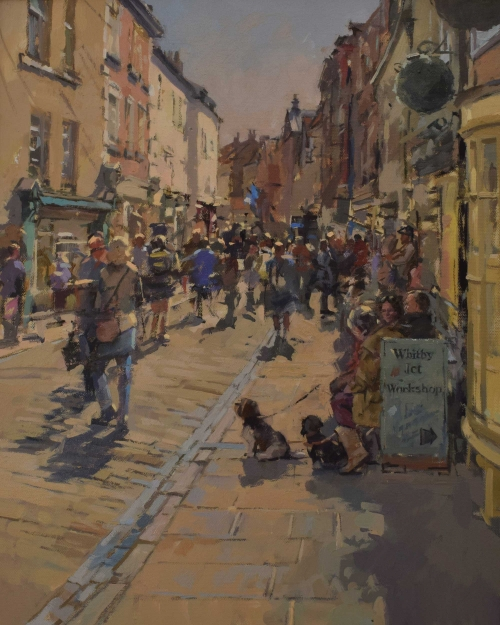 Gillian Roberts Church Street Whitby