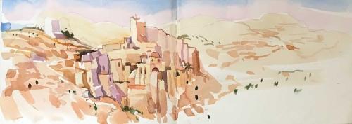 'Mar Saba' by Lachlan Goudie ROI