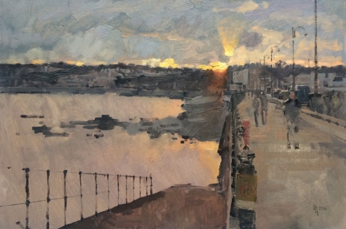 Ben Hope Penzance Sunset