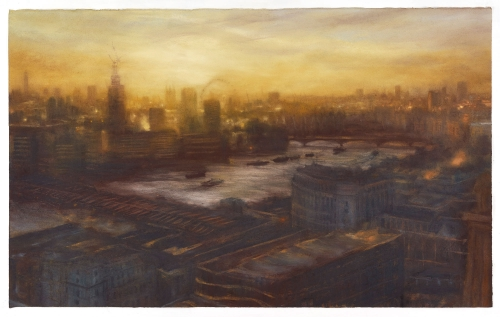 Matthew Draper PS, A View from St Paul's