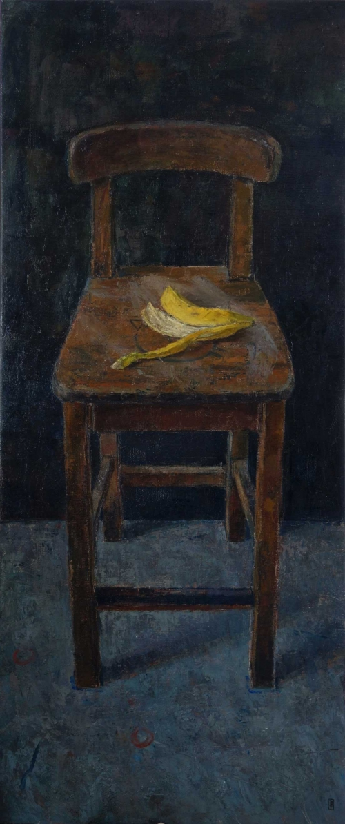 Bernadett Timko Chair with Bananas