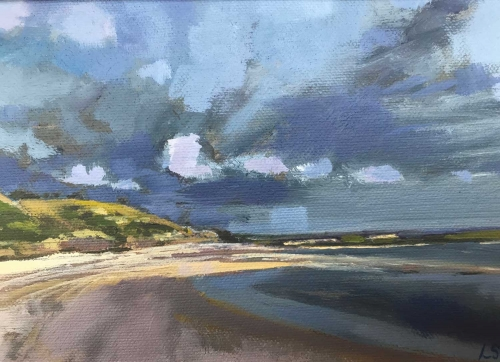 'Storm on its way' by Lucinda Storm