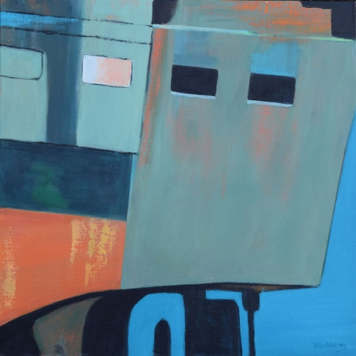 Senlac Jack I by Amanda Curbishley