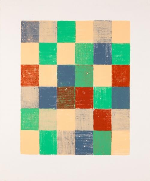 6x6 rectangles by Peter Rasmussen Buy Art
