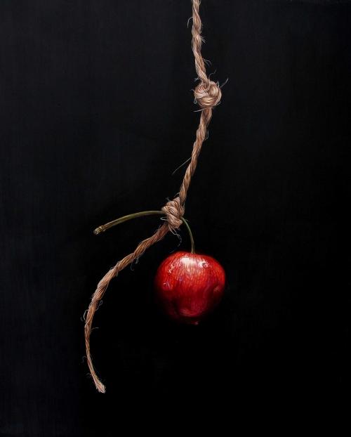 John Williams Hanging Fruit Cherry