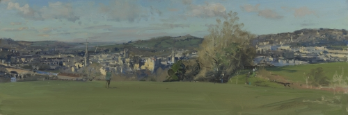 Bath from above Smallcombe Buy Art