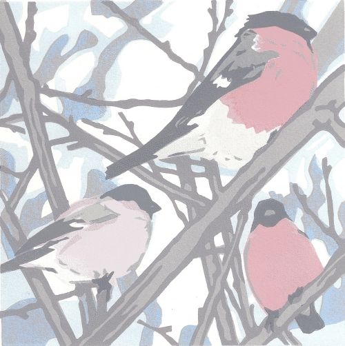 Chris Sinden, Bullfinches