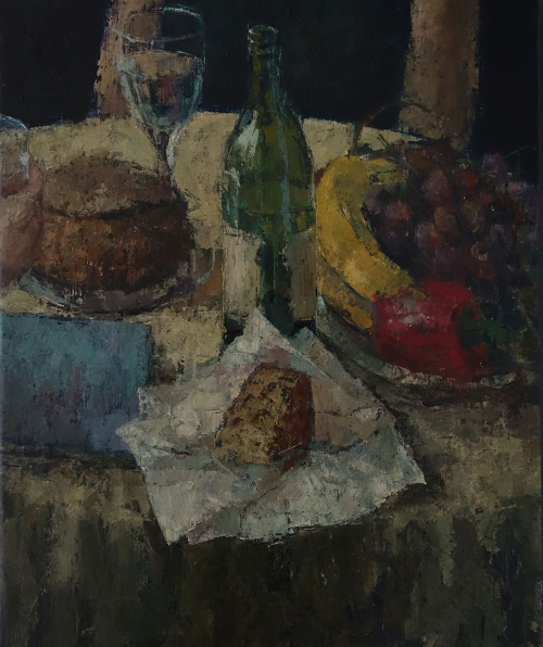 Bernadett Timko, The Dinner