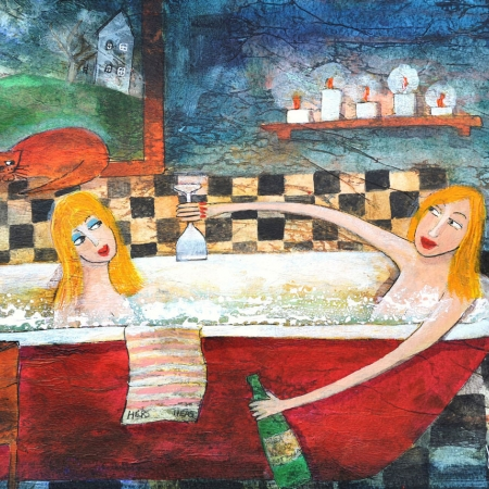 'Sharing' by Rosa Sepple PRI